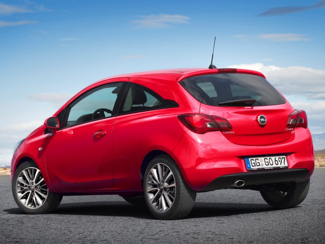Novo Corsa 1.0 Turbo 115 Color Edition